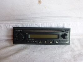 00 01 Nissan Altima Frontier Radio Cd Face Plate CY028 MK61311 - $10.31