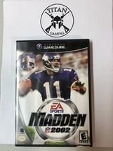 Madden NFL 2002 (Nintendo GameCube, 2001) - $6.65