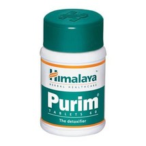 Himalaya Herbal Purim 60 Tablets - $5.98+