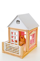 McWoody Small Set 45 pcs,Wooden Magnetic Building Blocks,Doll House - $48.00