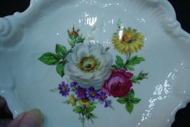 Vintage Ginori Floral Dish - $19.79