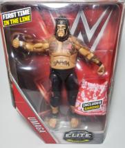 Umaga WWE Elite Wrestling Figure Series 40 Mattel Flashback New - $20.00