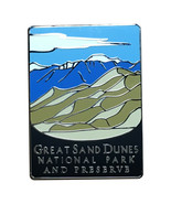 Great Sand Dunes National Park Pin - Official Traveler Series - Colorado - £7.14 GBP