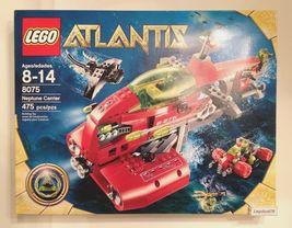Lego Atlantis 8075 Neptune Carrier [New] Building Set - $88.88