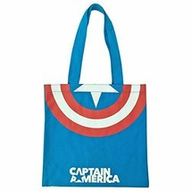 *Marvel color tote bag Captain America shield SPAP794 - $25.14 CAD