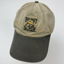 Salty Dog Cafe Hilton Head Island Beige Adjustable Adult Ball Cap Hat - $14.84