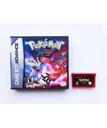Pokemon XY - Custom Game / Case Gameboy Advance GBA  (USA Seller) - $13.99+