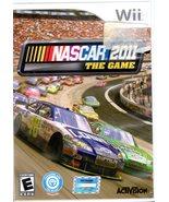 Nascar 2011 The Game ( Wii Game) No Manuel - $5.85