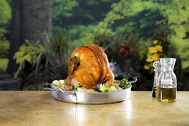 Char Broil Stainless Steel Beer-Can Chicken Roaster ORIGINAL Char-Broil - €31,95 EUR