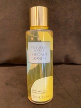 VICTORIAS SECRET Coconut Granita Limited Edition Summer Spritzer Fragran... - $15.03