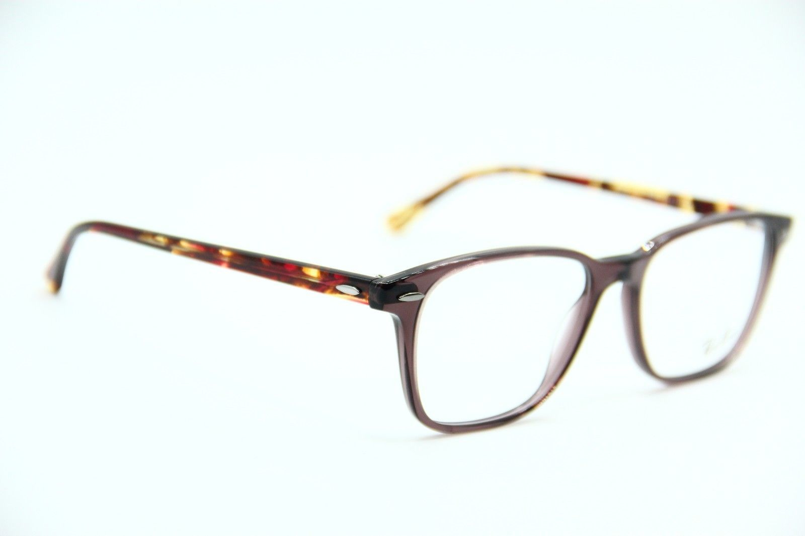 4e0af0aa32998 NEW RAY-BAN RB 7119 8023 HAVANA EYEGLASSES AUTHENTIC RX RB7119 53-17