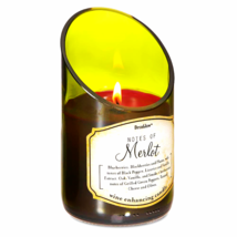 Wine Bottle Merlot Scented Candle - $18.25