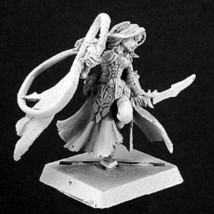 Elsabeth Necropolis Captain Reaper Miniatures Warlord Vampire Undead Ranger Bard - $6.92