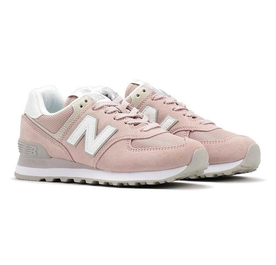 New Balance WL574ESP 574 Faded Rose Pink Lifestyle Women Sneakers