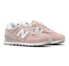 New Balance WL574ESP 574 Faded Rose Pink Lifestyle Women Sneakers image 1