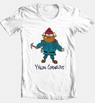 Yucon Cornelius T shirt retro 80s Misfit Toys Christmas cotton graphic white tee image 1