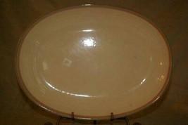 "Pfaltzgraff Sunrise 14"" Oval Platter - $10.39"