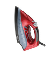 Brentwood Full Size Steam / Spray / Dry Iron in Red - $53.35