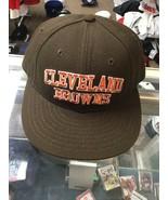 NWOT Vintage Cleveland Browns New Era Adjustable Snapback Hat Cap New W/... - $49.49