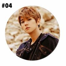 EXO Kpop Chanyeol Baekhyun Badge Brooch Pin Lapel Backpack Jewellery Accessories image 5