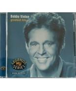 Bobby Vinton Greatest Hits Audio CD ~ December 1995 ~ 14 Songs - $16.50
