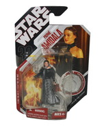 Star Wars Padme Amidala Attack Of The Clones With Exclusive Collector Coin - £25.22 GBP
