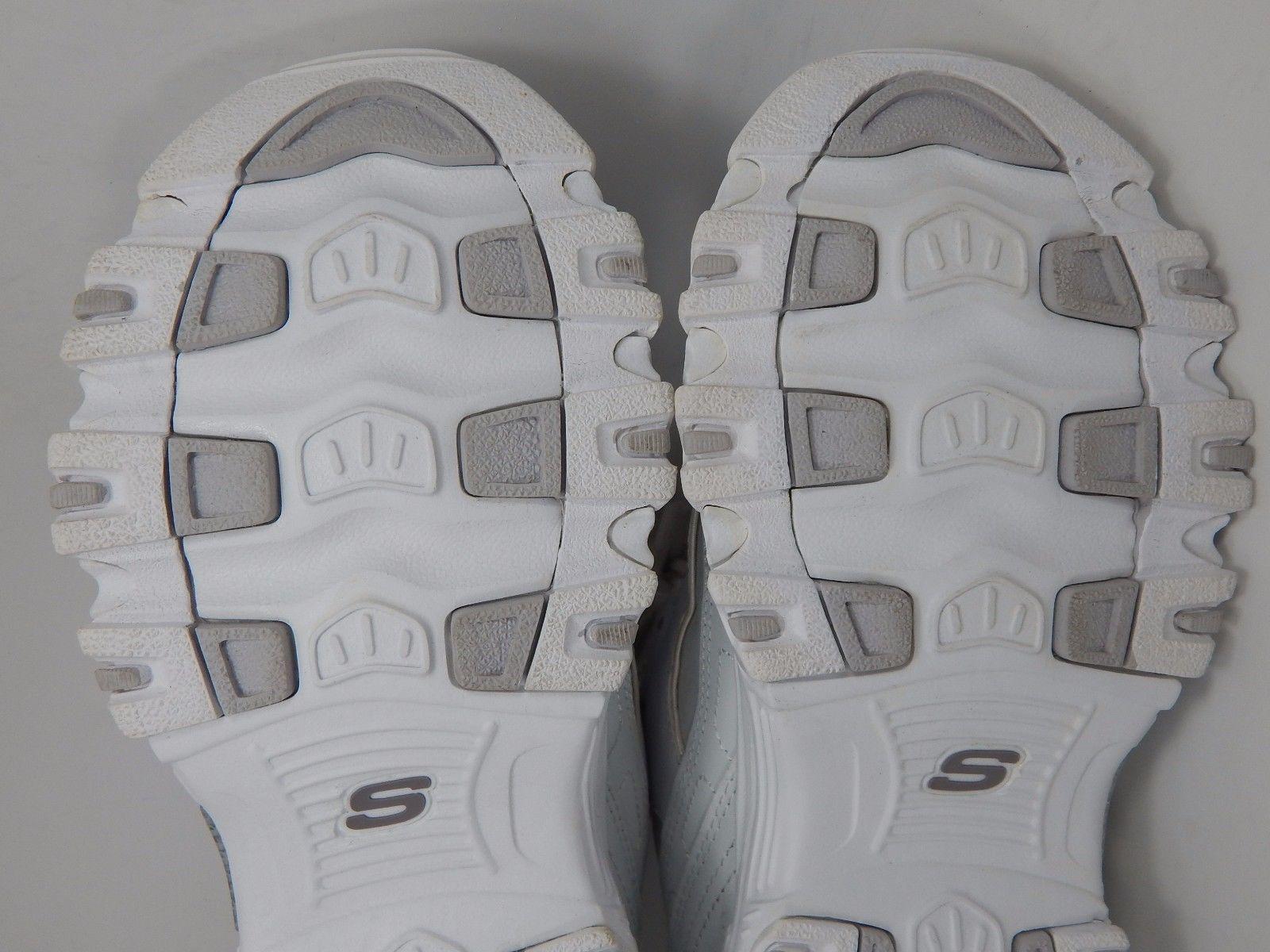 Skechers D'Lites Women's Athletic Shoes Size US 6.5 M (B) EU 36.5 White