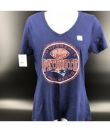 New England Patriots Conference Champions Women's Shirt Size Medium - NE... - $17.99
