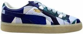 Puma Puma X Careaux Basketgraphic Twilight Blue-Halogen Blue 363435 01 S... - $50.40