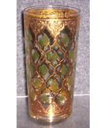 EAMES ERA MID CENTURY MODERN RETRO--GOLD CULVER VALENCIA TOM COLLINS TAL... - $17.45