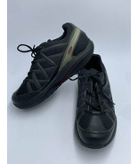 MBT Womens 8 8.5 Black Sport 3 Walking Dynamic Fitness Rocker Athletic S... - $34.99