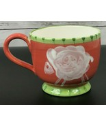 Starbucks Coffee Mug Ciao Italya Hand Painted In Italy Spring Lamb RARE ... - $29.99