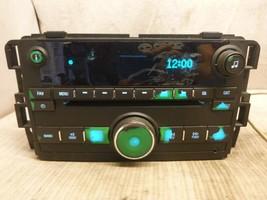 09 10 11 12 Chevrolet Traverse Radio Cd Player & Aux Port 25974803 CEL31 - $33.41