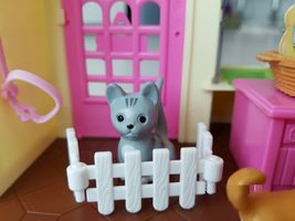 Konggi Rabbit Pet Shop Supply Store Dog Cat Caring Doll Roleplay Toy Dollhouse image 5