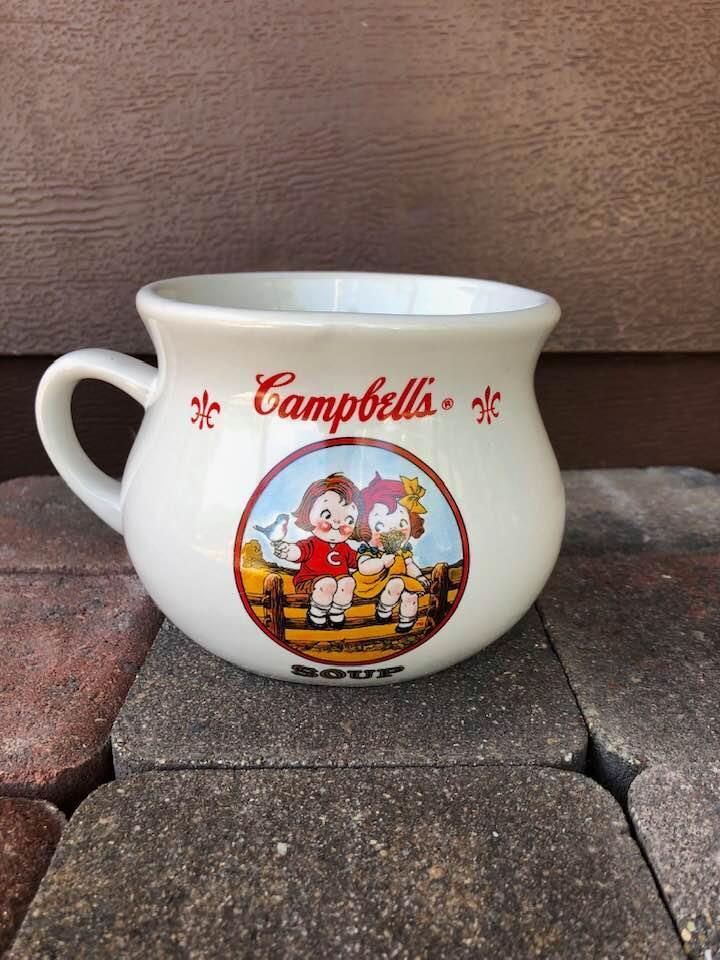 Campbell's Soup 2000 Soup Bowl Mug