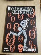 Queen & Country: Declassified Vol. 2 #2 VF 2005 Oni Press Comic Greg Rucka  - $6.29