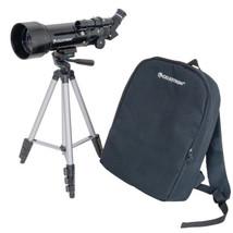 Celestron Bird Watching / Astronomy Travel Scope 70mm Refractor Telescope - $1.575,16 MXN