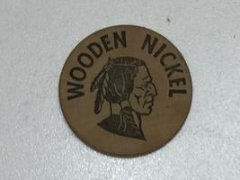 Vintage Wooden Nickel Arkansas Discount 23674 - $14.84