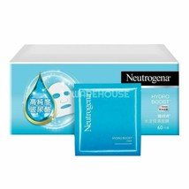 NEW Neutrogena HYDRO BOOST Mask Intensive Hydrating (60 Pieces) - €91,08 EUR