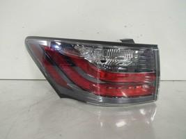 2012 2013 2014 2015 2016 2017 Lexus CT200H Lh Quarter Panel Tail Light Oem D88L - $121.25