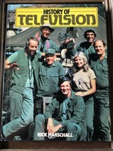 History of Television by Rick Marschall ( Hardcover 1st Printing ) - $11.88