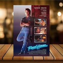 Metal Vintage  Road house 80s Movie Bar Pub Shed Garage Man Cave SIGN  - $5.69