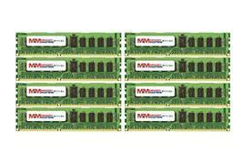 MemoryMasters 32GB (8x4GB) DDR3-1333MHz PC3-10600 ECC RDIMM 1Rx4 1.5V Registered - $98.85