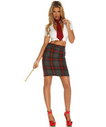 Forplay Tantalizing Teacher School Sexy Adult Womens Halloween Costume 5... - £42.19 GBP