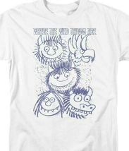 Where the Wild Things Are T-shirt Retro Childrens Book graphic t-shirt WBM703 image 3
