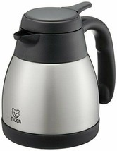 *Tiger thermos warm tabletop stainless pot 600ml PWL-B062-XS Tiger - €34,54 EUR