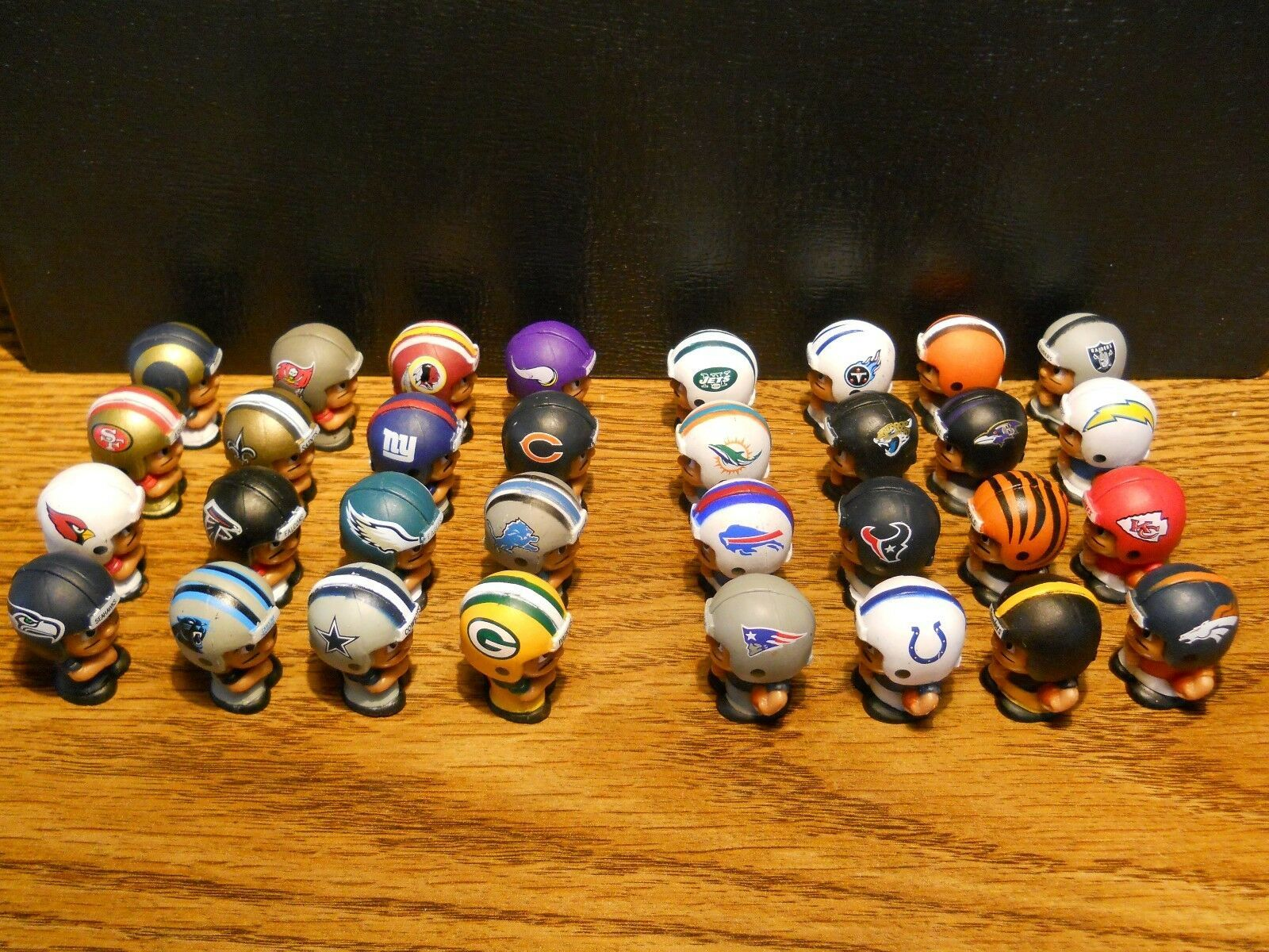 2013 NFL FOOTBALL TEENYMATES FIGURES SERIES 2 -  PICK YOUR FOOTBALL TEAM FIGURE