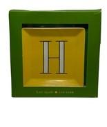 "Kate Spade New York It's Personal Jewelry Tray ""H"" NIB E1 - $25.03"