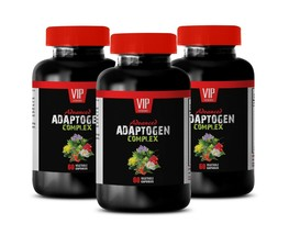 adaptogenic capsules - Advanced Adaptogen Complex - hormone balancing pi... - $33.62