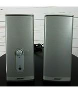 Bose Companion 2 Series II Multimedia Speaker System Computer AUX - $71.99